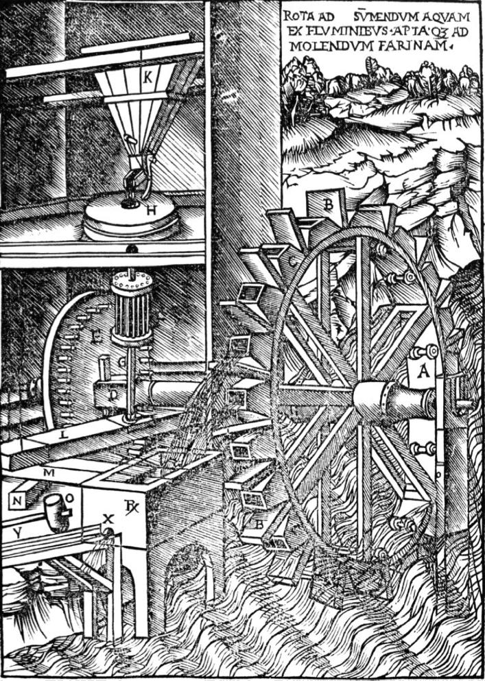 molino Vitruvio