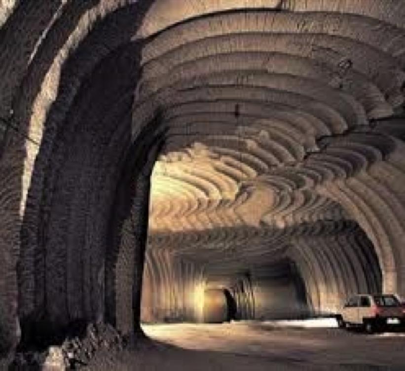 miniera sale