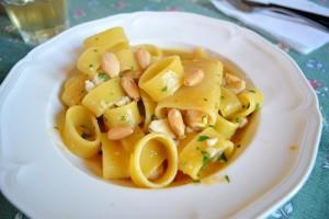 pasta gallinella scorfano