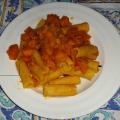 pasta zucca salsiccia