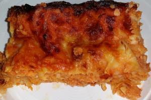 lasagna salmone