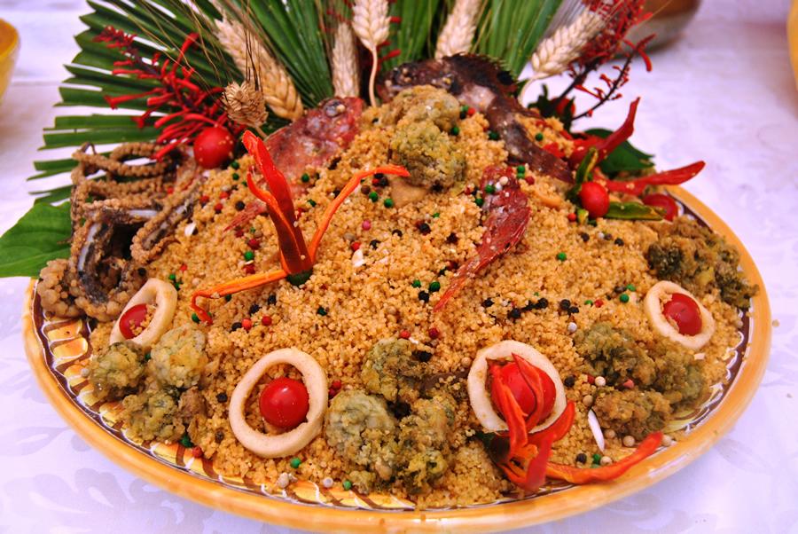 Siciliatrapani Cous Cous Italiano E Genuino